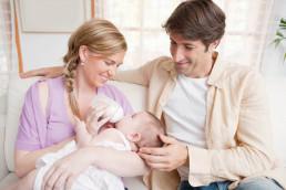 Parents on shared parental leave