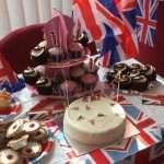 Our patriotic cakes