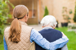 Protecting loved one with dementia