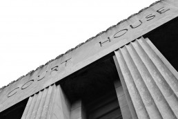 Court house - Civil dispute