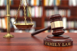 Family law concept