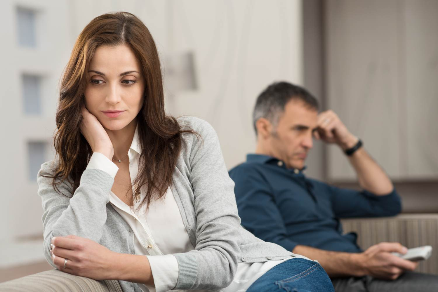 Family Law concerns: Separation and Divorce