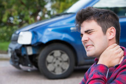 Injured in car accident by uninsured driver