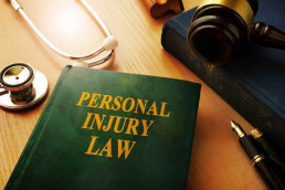 Personal injury law - under-settled injury claims