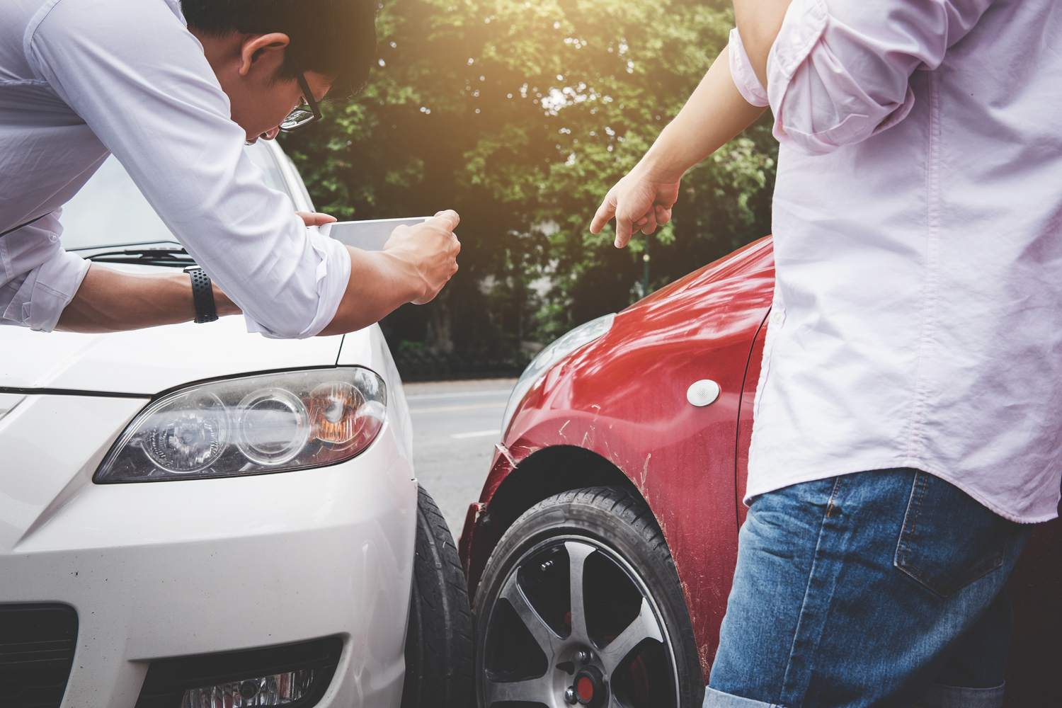 A guide to making a traffic accident claim