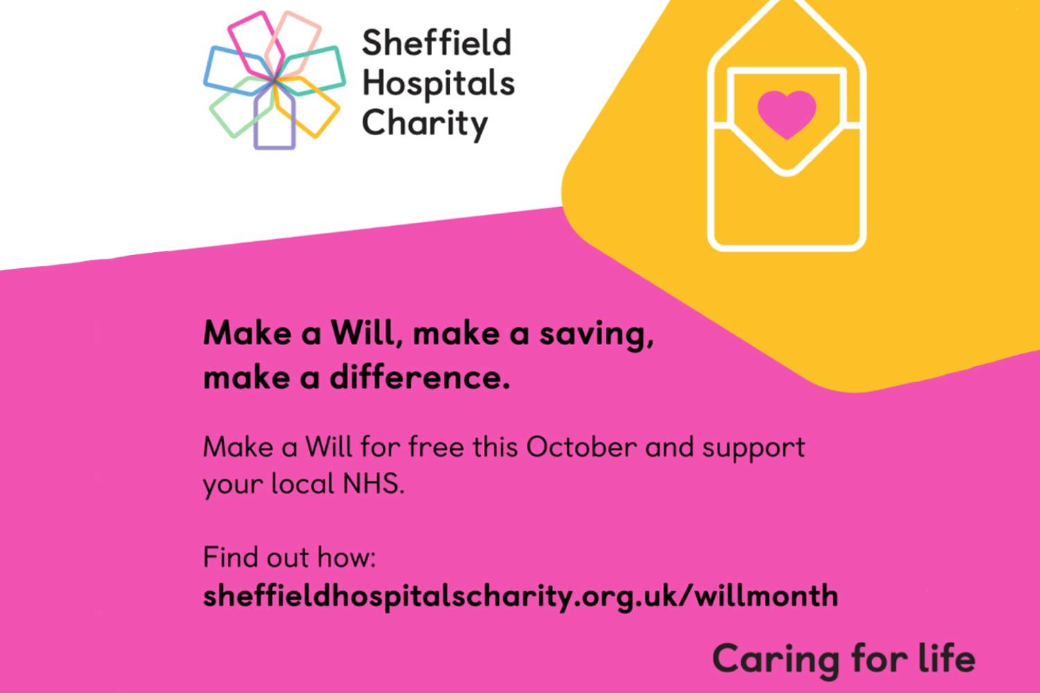 Foys Solicitors takes part in Will Month for Sheffield Hospitals Charity