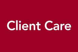 Client care image