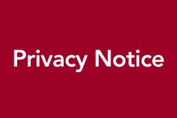 Privacy Notice image
