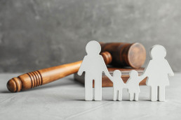 Family law concept image
