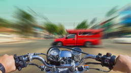 motorcycle contributory negligence