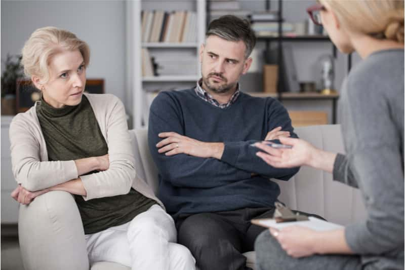 divorce case mediation