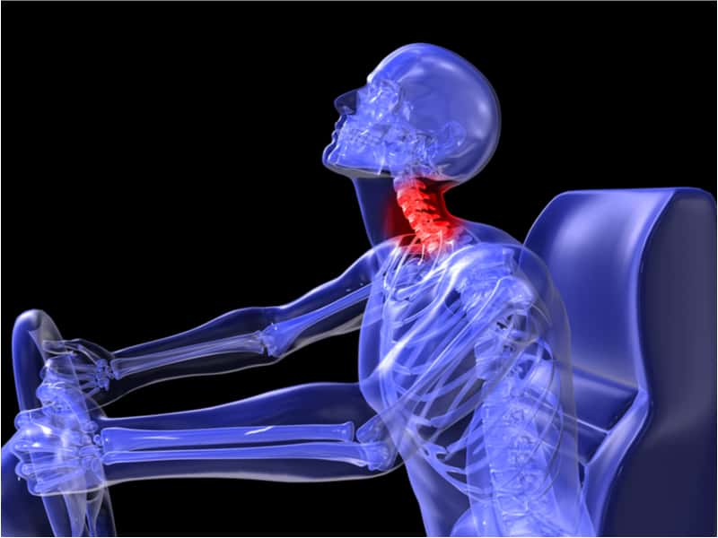 how whiplash affects the body